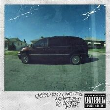 Good Kid, M.A.A.D City [Deluxe Edition] by Kendrick Lamar (CD, Dec-2012, 2...