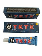 10g TKTX Anesthetic More Numbing 25mins Fast Tattoo Cream For Tattoo Body