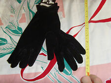 NWD Tiff 'N Tam black glamouse womens costume cosplay glamour gloves chic party