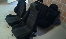 Vw golf jetta mk3 III 3 door full set of recaro gti edition   seats