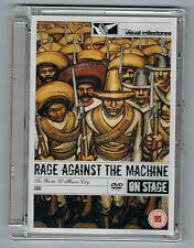 RAGE AGAINST THE MACHINE - THE BATTLE OF MEXICO - DVD NEUF NEW NEU