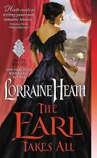 NEW - The Earl Takes All by Heath, Lorraine
