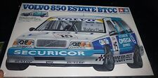 TAMIYA VOLVO 850 ESTATE BTCC 24162 1/24 Model Car Mountain KIT FS RARE
