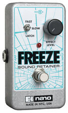 EHX Electro Harmonix FREEZE, Brand New In Box ! Free Global Shipping