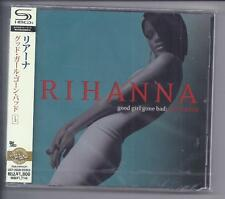RIHANNA Good Girl Gone Bad reloaded JAPAN SHM CD jewelcase UICY 20339 sealed NEW