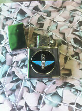 Army Military Regimental Lighter With 4th Battalion Parachute Regiment On Front