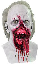 Halloween LifeSize DAY OF THE DEAD DR TONGUE LATEX DELUXE MASK Haunted House NEW