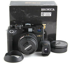 Bronica RF645 45mm Rangefinder Film Camera with ZENZANON RF45 mm KIT