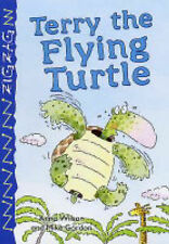 Terry the Flying Turtle (Zigzag), Anna Wilson