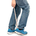 50CM Professional Stainless Steel Long Handle Shoe Horn Lifter Flexible Shoehorn