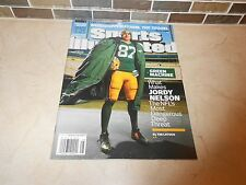BRAND NEW 2014 NFL GREEN BAY PACKERS WR JORDY NELSON SPORTS ILLUSTRATED
