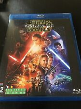 2 Blu Ray Star Wars Le Reveil De La Force