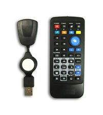 MCE PC USB Infrared Remote Control For Windows 7/8/10 -KODI-HTPC-Linux-88G-PLE