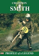 Champion Jeff Smith - Profile of a legend (New DVD) Trial ISDE Motocross Jeffrey