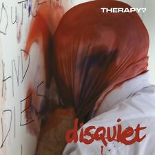 Disquiet - Therapy (2015, CD NEUF)