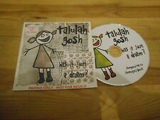 CD Punk Talulah Gosh - Was It Just A Dream (29 Song) Promo DAMAGED GOODS cb
