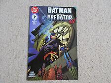 BATMAN VERSUS PREDATOR 3-DC/Dark Horse Comics No 2 -Dec 1997-Rare