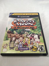 Harvest Moon: A Wonderful Life (Nintendo GameCube, 2004), Complete Free Shipping