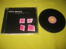 Euro Dance - The Beat Of Europe 2000 CD Album House Dance Technotronic Black Box