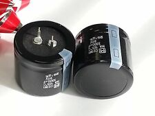 2PCS: 3300uF 80v 105°C Snap In Radial Electrolytic Capacitors 30x35mm C085