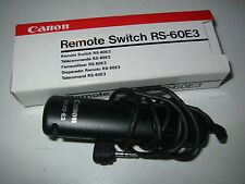 CANON REMOTE SWITCH RS-60E3