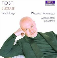 L'extase: French Songs/Kotani/Matteuzzi, Tosti,F.P., New Import
