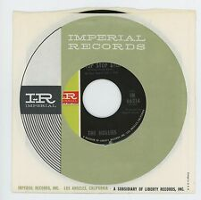 The Hollies 1966 Imperial 45rpm Stop Stop Stop b/w It's You