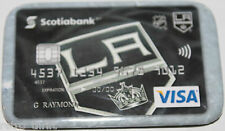 Los Angeles LA Kings Scotiabank Canada Visa Promotional Pin Magnet Attachment