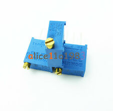 Imported 10Pcs 3296W-104 3296 W 100K ohm Trim Pot Trimmer Potentiometer AL