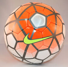 Nike $35.00 Club Team Soccer Ball 40% OFF- White/Total Orange/Black/Volt Size-4