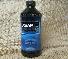 ASAP 10 LIQUID SILVER SOL SOLUTION 16 OZ IMMUNE SYSTEM BOOSTER SUPPLEMENT