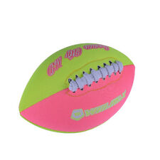 10.5 Inch Beach American Football Rugby Game Ball Inflatable Blow Up NOVELTY HOT