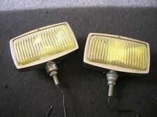 HELLA 138 FOGLIGHTS LAMP NEBELSCHEINWERFER LAMPS LIGHTS PORSCHE 911 BMW 2002 NOS