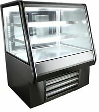 "36"" Brand New US-Made CoolTech Counter Bakery Display - Refrigerated Case"
