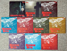 10 CD's • METAL HAMMER • MAXIMUM METAL • 170 BIS 179 • KOMPLETTER JAHRGANG 2012