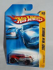 Hot Wheels 2007 New Models #35 Shell Shock Dark Red-Orange w/ OH5SPs