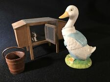 "Beatrix Potter ""Mr. Drake Puddle-Duck"" dated 1979 Beswick Engand Fredrick Warne"