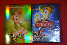 Peter Pan DVD with collectable O-Ring Brand new and sealed