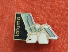 14197 PIN'S PINS LAFUMA RANDONEE TRANSAT - RARE DOUBLE ATTACHE