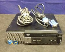 Dell Optiplex 780 USFF PC Core 2 Duo 2.93GHZ 4GB Ram 320GB HDD No O/S Tested#