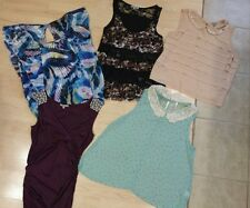Women's Tops Blouses Fall Clothes lot size Small Price Dropped!