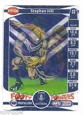 2014 Teamcoach Footy Pointers (FP-06) Stephen HILL Fremantle