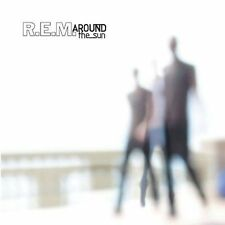 R.E.M. REM Around The Sun Special Edition CD+14 Postcards (New)