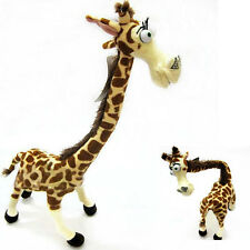 Madagascar Giraffe Melman Stuffed Toy Animal Plush Doll Baby Children Xmas gift