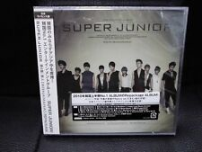 KPOP Super Junior 4th Album BONAMANA Repackage (ALBUM+DVD) [Promo]