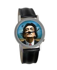 SALVADOR DALI Moving Mustache Watch, Unemployed Philosophers