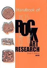 Handbook of Rock Art Research, , New Books