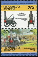 1808 Catch-Me-Who-Can (Richard Trevithick) Train Stamps / LOCO 100
