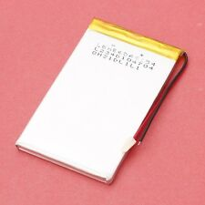 3.7V 4200mAh 585490 li-polymer rechargeable battery for GPS MID PAD Tablet PC