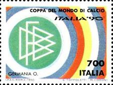 # ITALIA ITALY - 1990 - Deutschland World Football Soccer Calcio - Stamp MNH